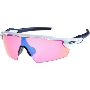 Oakley Radar EV Pitch Prizm Trail Sportbrille polished white/prizm trail