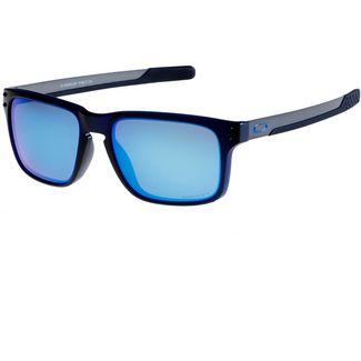 Oakley Holbrook Prizm Sonnenbrille matte translucent blue/prizm sapphire