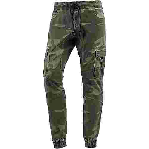LTB Cargohose Damen camouflage