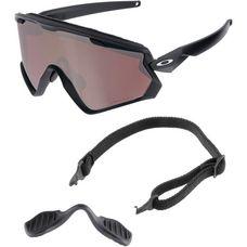 Oakley Wind Jacket 2.0 Sportbrille matte black-prizm black iridium