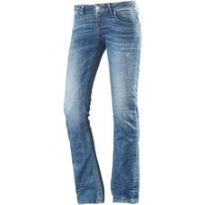 LTB ASPEN Straight Fit Jeans Damen aurra wash