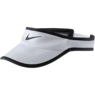 Nike AeroBill Visor Damen white