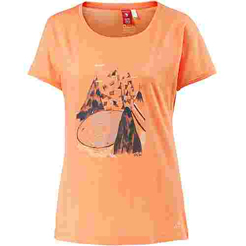 OCK T-Shirt Damen orange