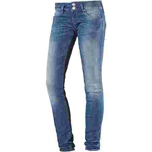 Herrlicher Mora Slim Skinny Fit Jeans Damen bliss