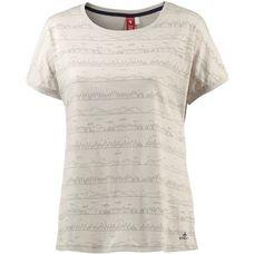 OCK Printshirt Damen hellgrau