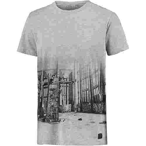 Millet Limited Edition Funktionsshirt Herren heather grey