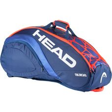 HEAD Radical 9R Supercombi Tennistasche black-orange