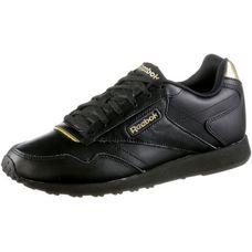 Reebok Royal Glide Sneaker Damen black-gold metallic