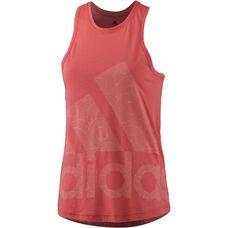 adidas Logo Cool Tanktop Damen trace scarlet