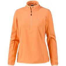 OCK Fleeceshirt Damen orange