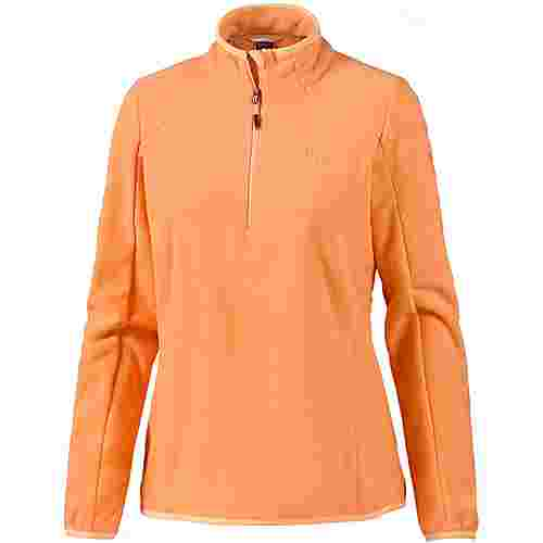 OCK Fleeceshirt Damen orange