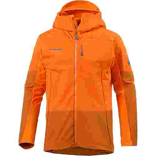Mammut Eisfeld Light Softshelljacke Herren sunrise