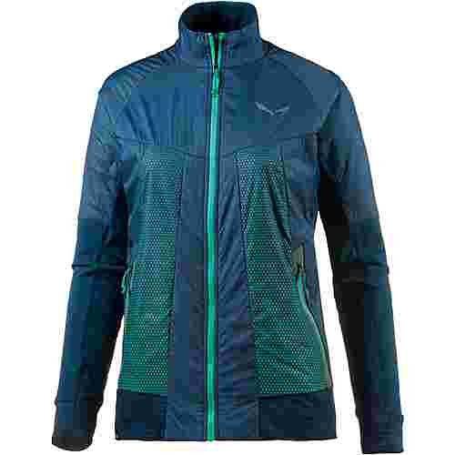 SALEWA Pedroc Windbreaker Damen poseidon