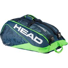 HEAD Tour Team 12R Monstercombi Tennistasche navy-green