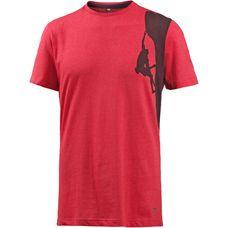 OCK Klettershirt Herren rot