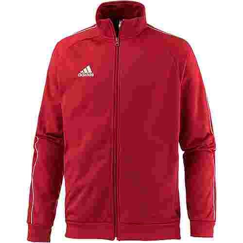 adidas CORE Trainingsjacke Herren power red
