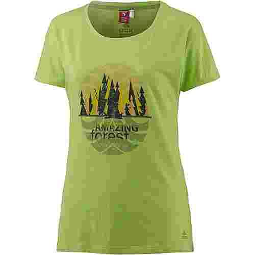 OCK T-Shirt Damen grün