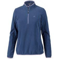 OCK Fleeceshirt Damen blau