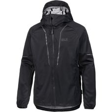 Jack Wolfskin Green Valley Softshelljacke Herren black