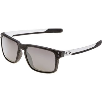 Oakley Holbrook Prizm Sonnenbrille woodgrain/prizm black