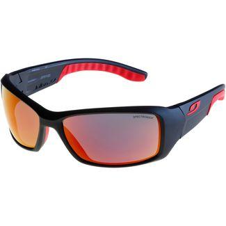Julbo Run Sportbrille schwarz/rot