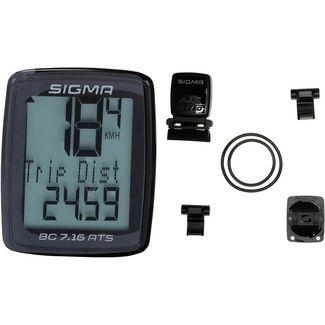 SIGMA BC 7.16 ATS Fahrradcomputer black