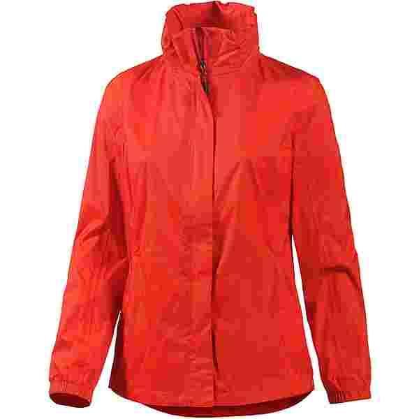 OCK Regenjacke Damen rot