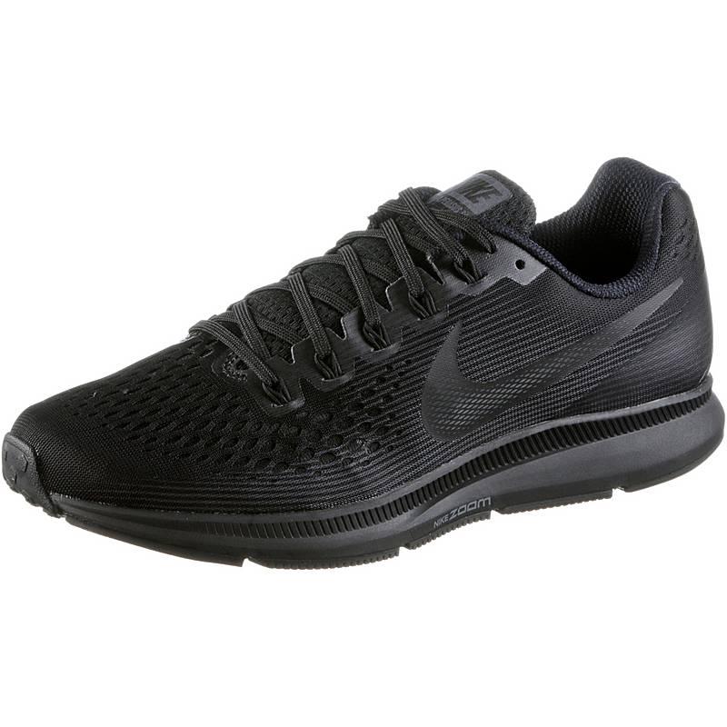 Nike AIR ZOOM PEGASUS 34 Laufschuhe Herren black-dark-grey-anthracite 7dffa8d077