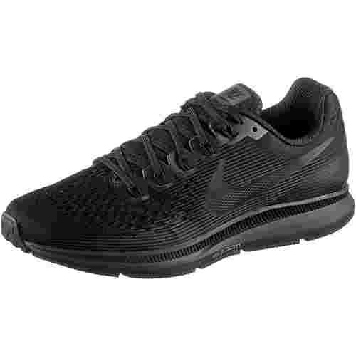 Nike AIR ZOOM PEGASUS 34 Laufschuhe Herren black-dark-grey-anthracite