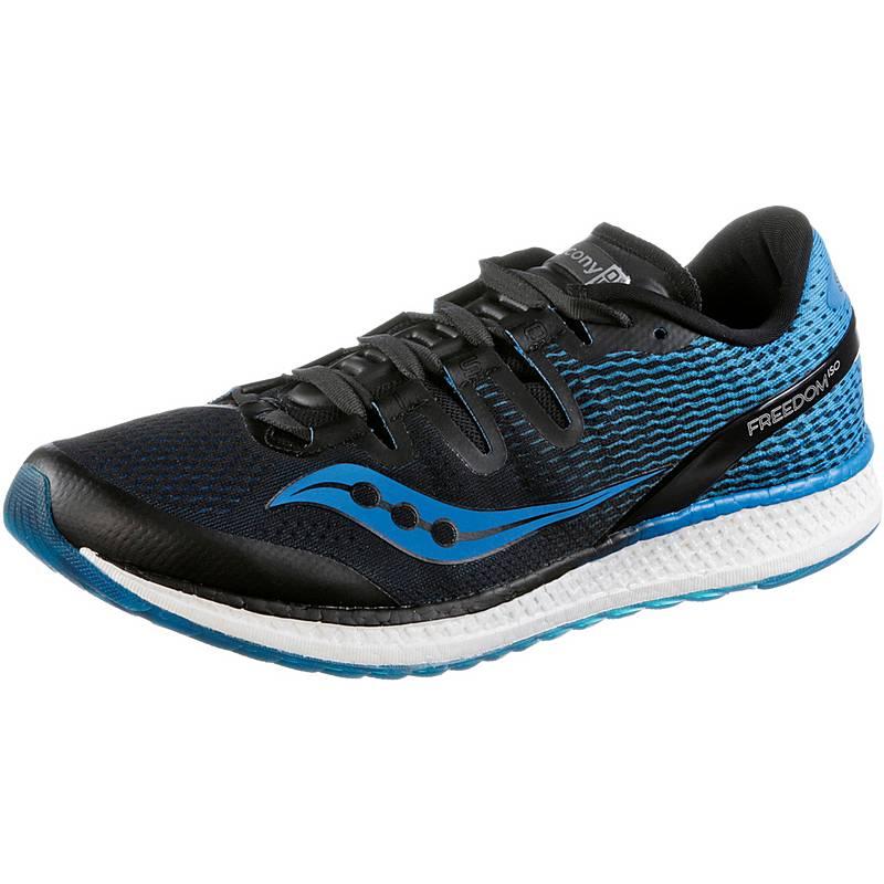 promo code 6fbdd b7730 SauconyFreedom ISO LaufschuheHerren blackblue. Nike Verkauf Air Jordan  Hydro VII Retro 7 Herren Pantoffeln Weiß Blau ...