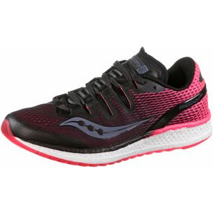 Saucony Freedom ISO Laufschuhe Damen black-vizired