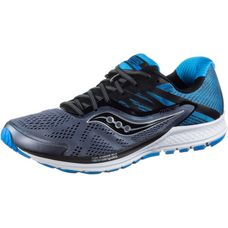 Saucony Ride 10 Laufschuhe Herren grey-black-blue
