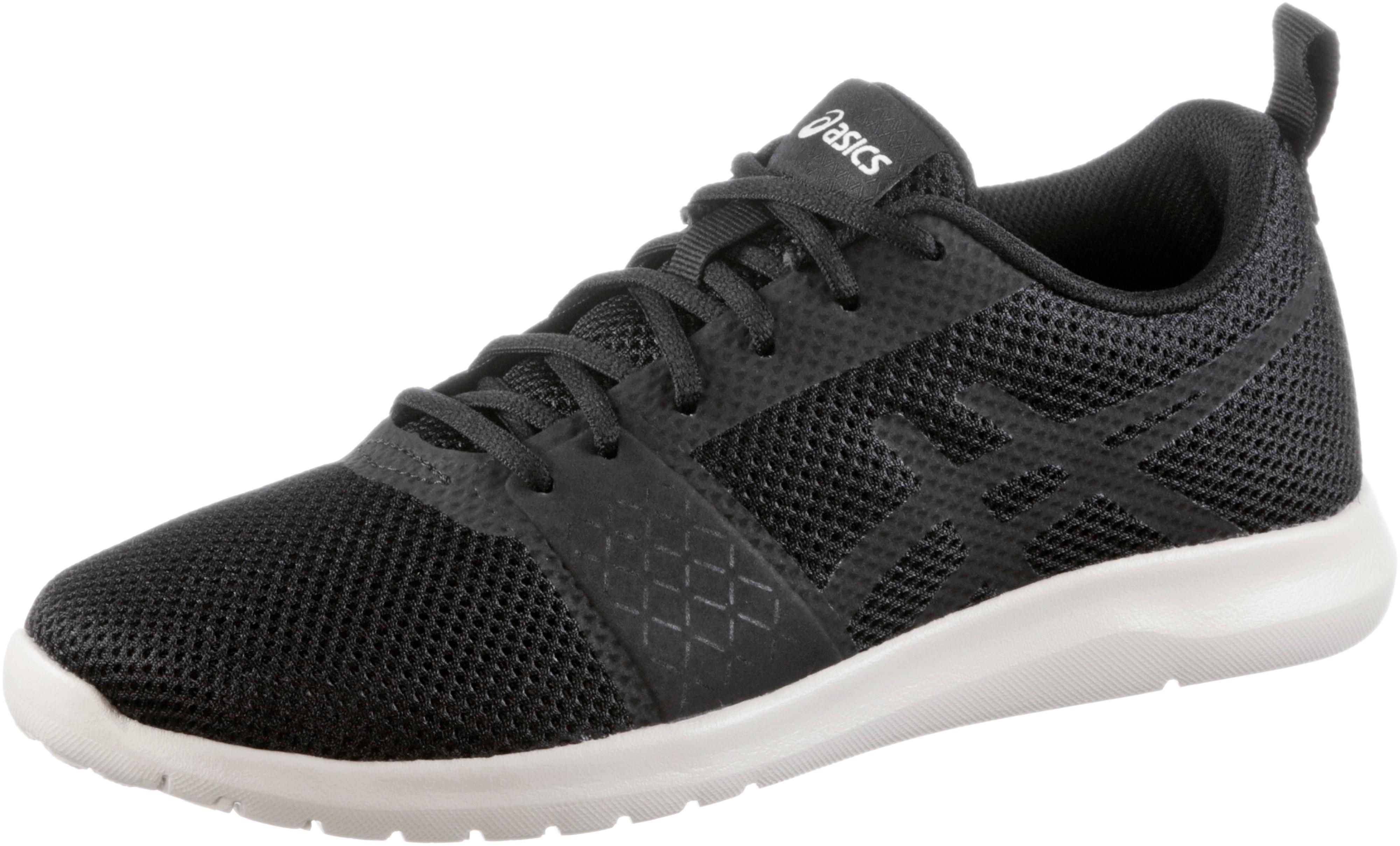 ASICS KANMEI MX Laufschuhe Damen schwarz-schwarz-birch im Online Shop von SportScheck kaufen Gute Qualität beliebte Schuhe