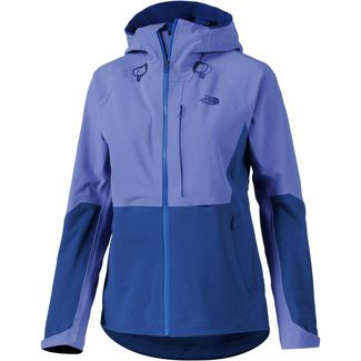 The North Face Apex Flex 2.0 GORE-TEX® Softshelljacke Damen stellar blue-sodalite blue