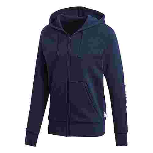 adidas Essentials Linear Hoodie Herren Collegiate Navy