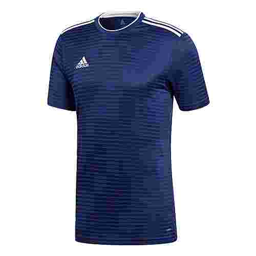 adidas Condivo 18 Fußballtrikot Herren Dark Blue/White