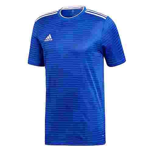 adidas Condivo 18 Trikot Fußballtrikot Herren Bold Blue/White