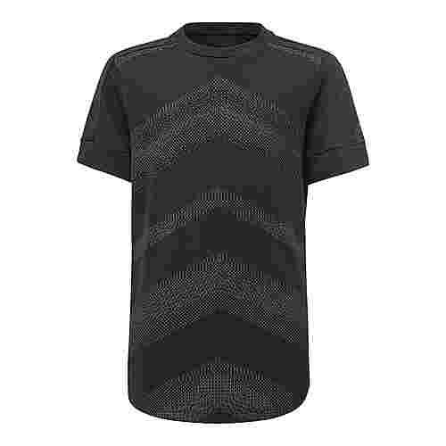 adidas ID Lightweight T-Shirt Kinder Black/Carbon