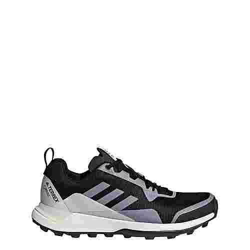 adidas CMTK GTX Mountain Running Schuhe Damen Core Black/Ftwr White/Chalk White