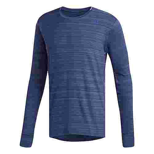adidas Supernova Soft Longsleeve Laufshirt Herren Noble Indigo