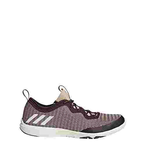 adidas adipure 360.4 Fitnessschuhe Damen Brown/Purple/Noble Red/Chalk White/Ash Pearl
