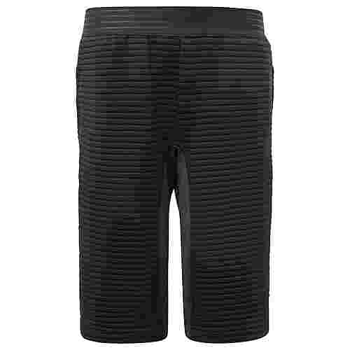 adidas Urban Football Shorts Fußballshorts Kinder Black Melange/White