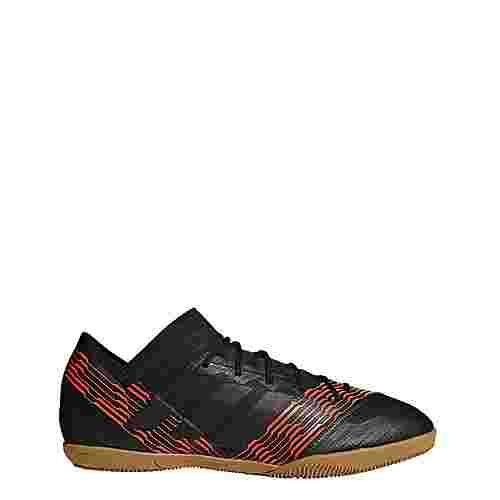 adidas Nemeziz Tango 17.3 IN Fußballschuhe Herren Core Black/Core Black/Solar Red