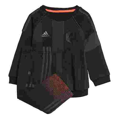adidas Star Wars Jogginganzug Trainingsanzug Kinder Black/Carbon