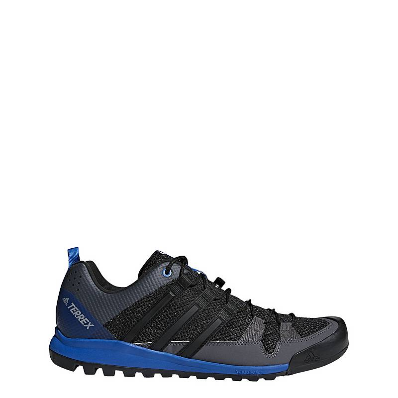 huge selection of 6ee07 0e84d adidasSolo BootsschuheHerren Core Black Core Black Blue Beauty