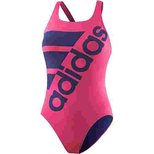 adidas Schwimmanzug Damen real pink