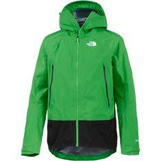 The North Face Shinpuru II Hardshelljacke Herren classic green-tnf black