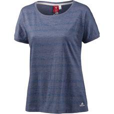 OCK Printshirt Damen blau