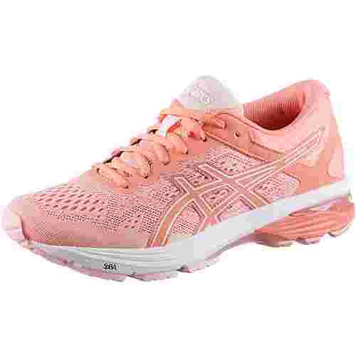 ASICS GT-1000 6 Laufschuhe Damen seashell pink-begonia pink-white