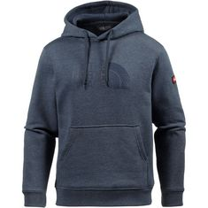 The North Face IC Sweatshirt Herren Cosmic Blue Heather